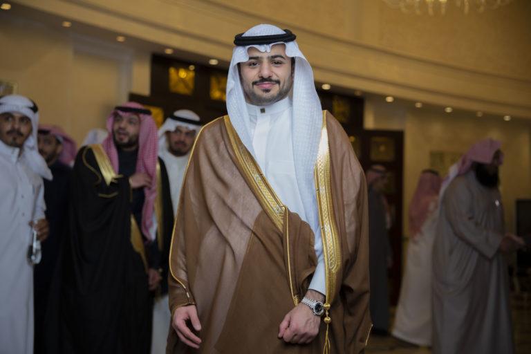 حفل زواج عبدالمجيد الفوزان